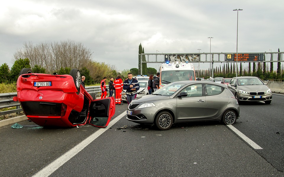 What Are The Most Important Things To Do After A Car Accident?